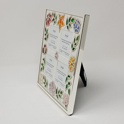 Square multi frame: Floral