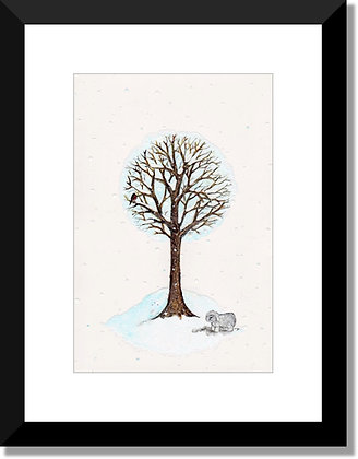 The Tree for all Seasons Collection: Winter