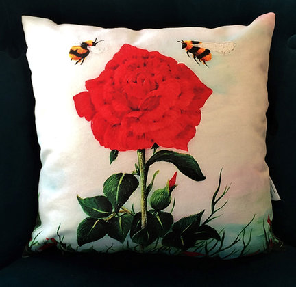 Cushion: Meant to Bee