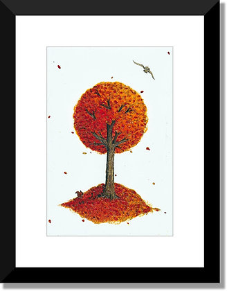 The Tree for all Seasons Collection: Autumn