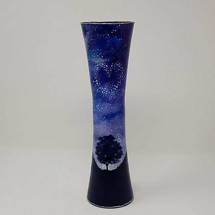 Flared vase: Starry Sycamore
