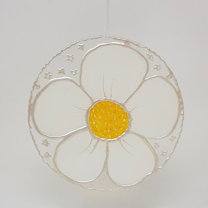 Large suncatcher: Daisy