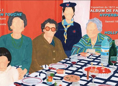 Exposition Album de Famille @ French Touche