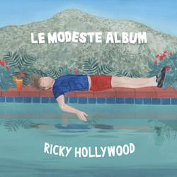 Ricky Hollywood Le Modeste Album illustration marie baudet