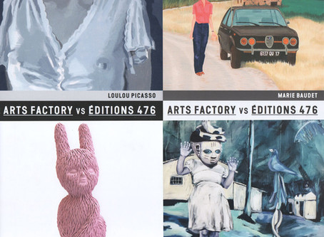 Expo à la Galerie Arts Factory
