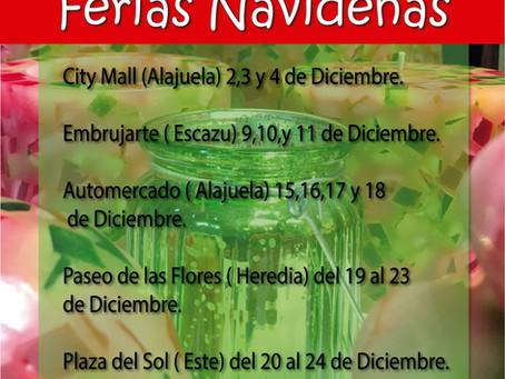 Ferias Navideñas Candelicious