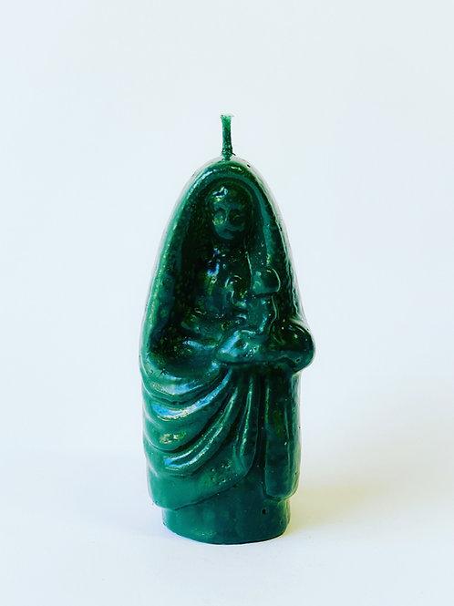 Virgen de Los Ángeles pequeña
