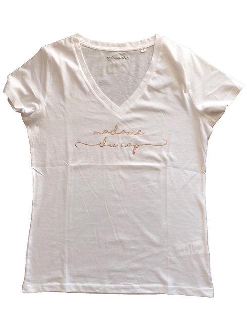 Tshirt Madame du Cap