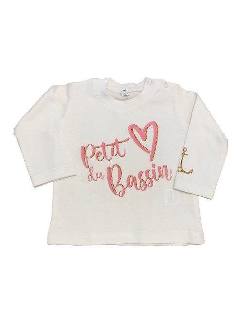 Tshirt Petit coeur