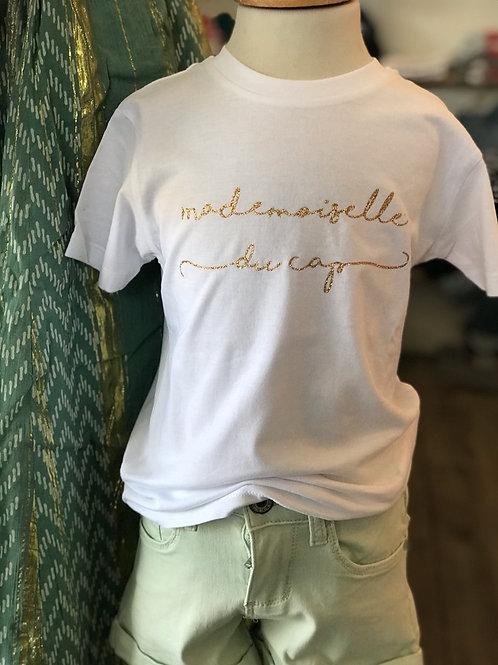 Tshirt Mademoiselle du Cap