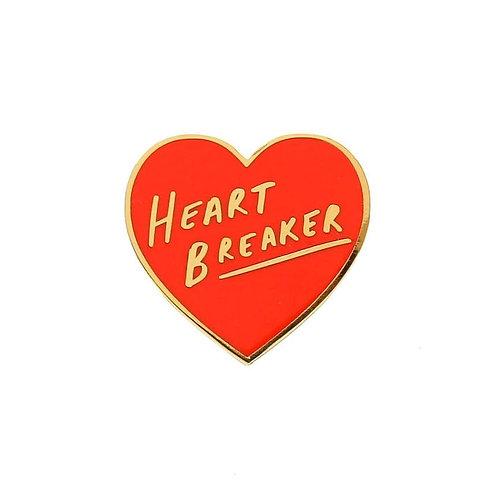 Broche Heart breaker