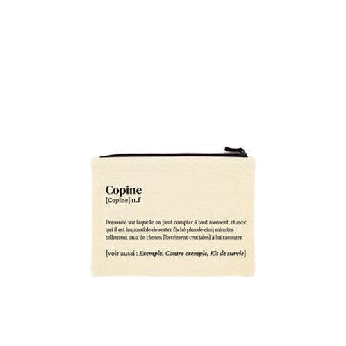 Pochette Copine