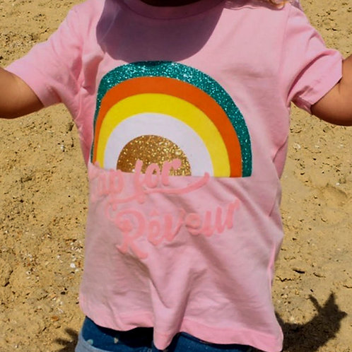 T-shirt - Cap for Reveur - Série Limitée - Enfant