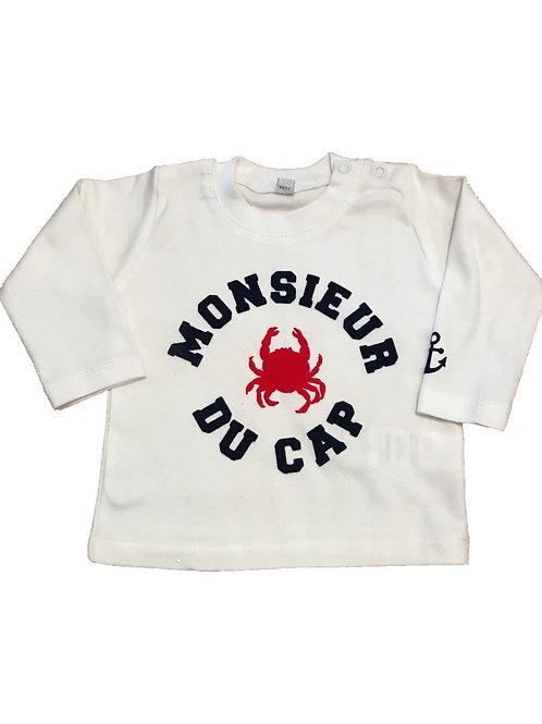 Tshirt Monsieur du Cap