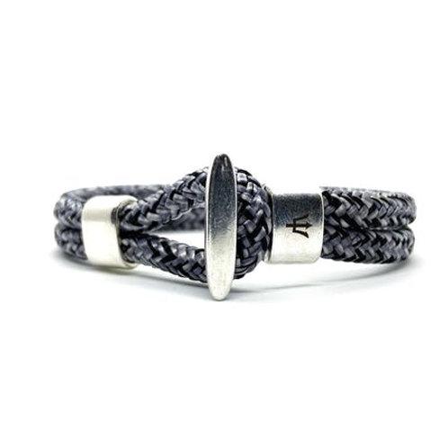 Bracelet Morpheus gris mélangé