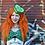 Thumbnail: LEOPARD - Anti-Conversation Pillbox Heart Hat