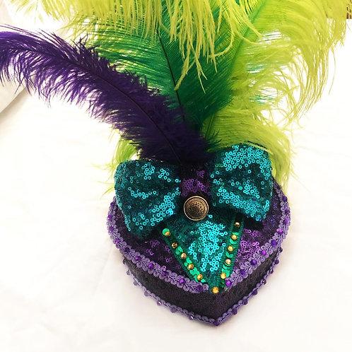 MAD HATTER - Alice in Wonderland Inspired Cocktail Hat