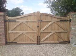 Gates, External Carpentry