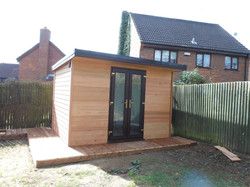 Garden Room, Out-house