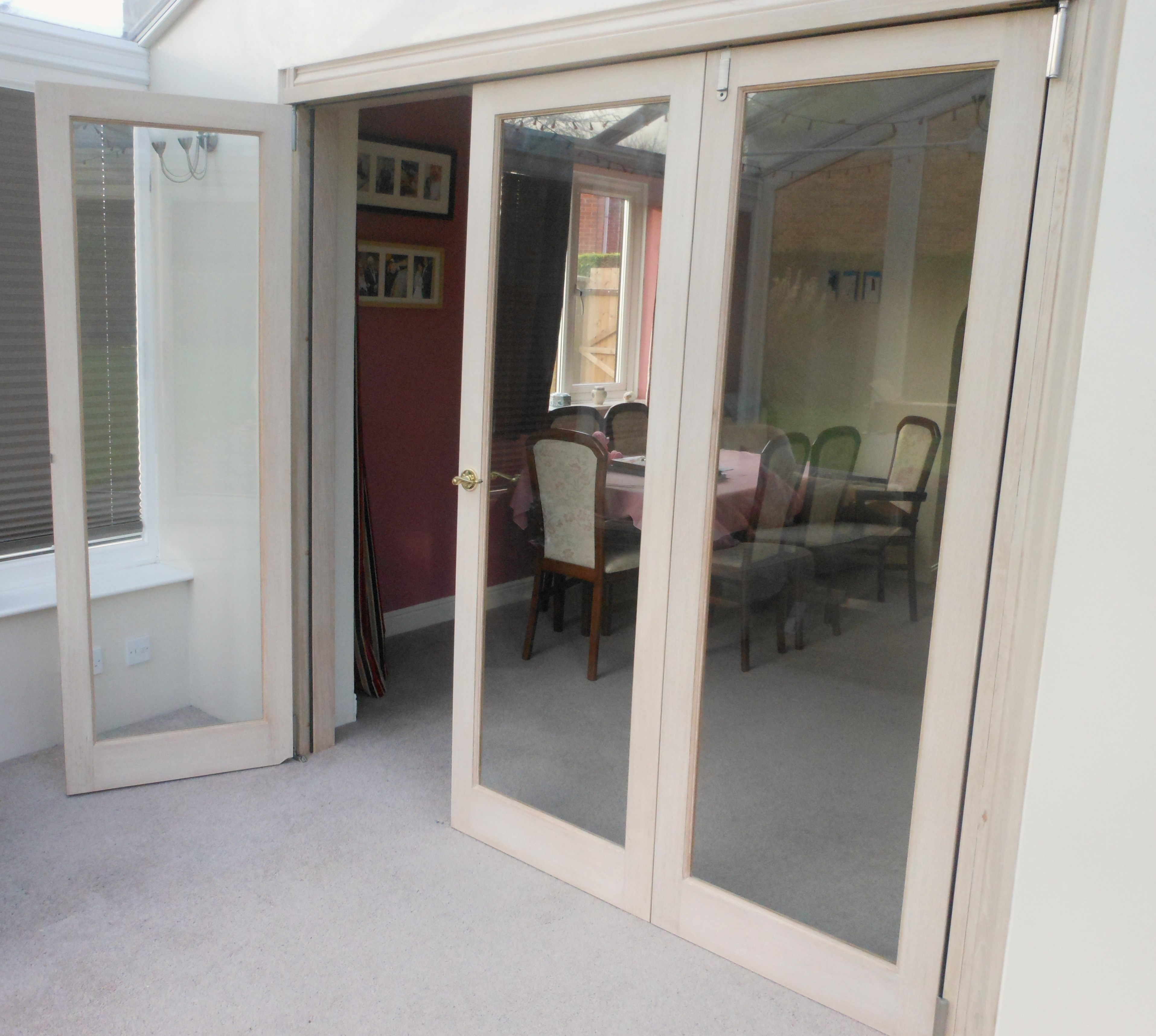 Internal Glass Doors