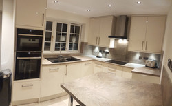 Kitchen Designed & Fitted