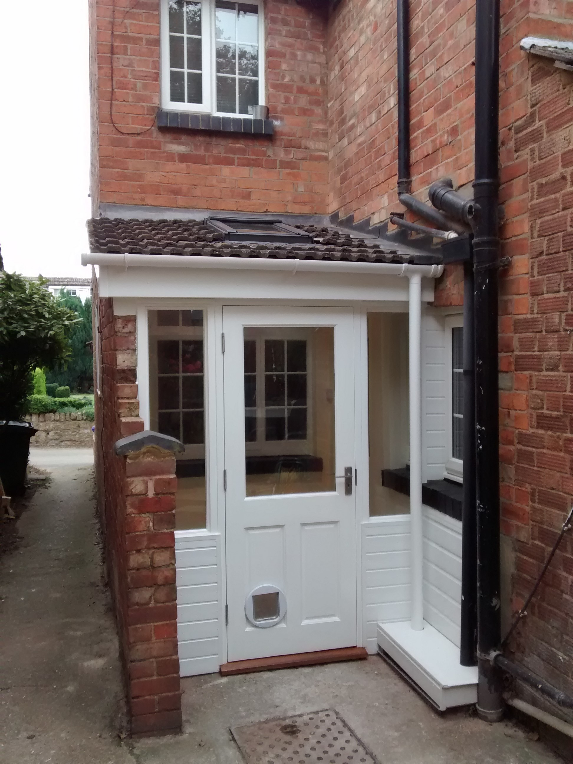 Porch Extension