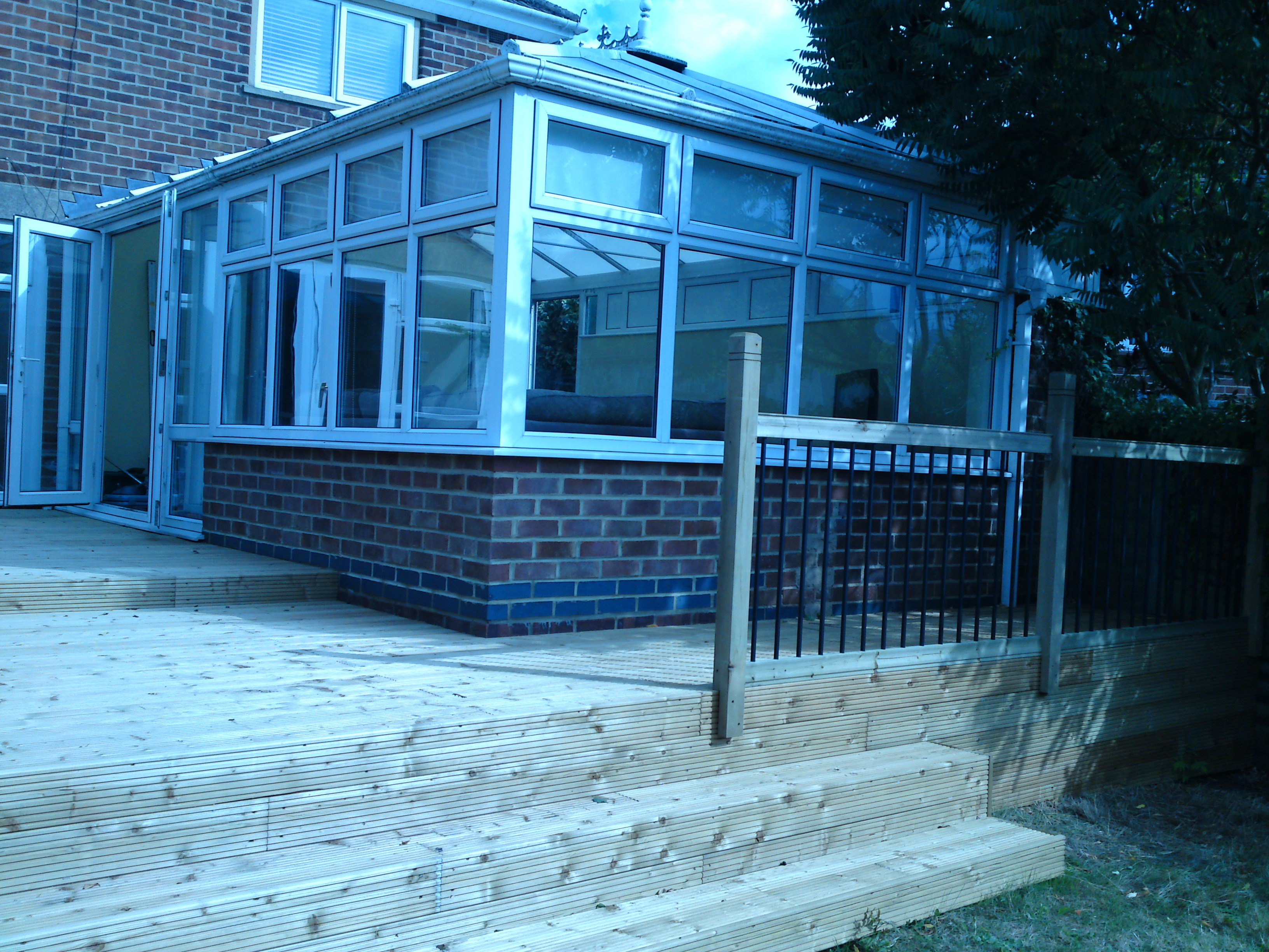Decking, Sheds, Fencing and External