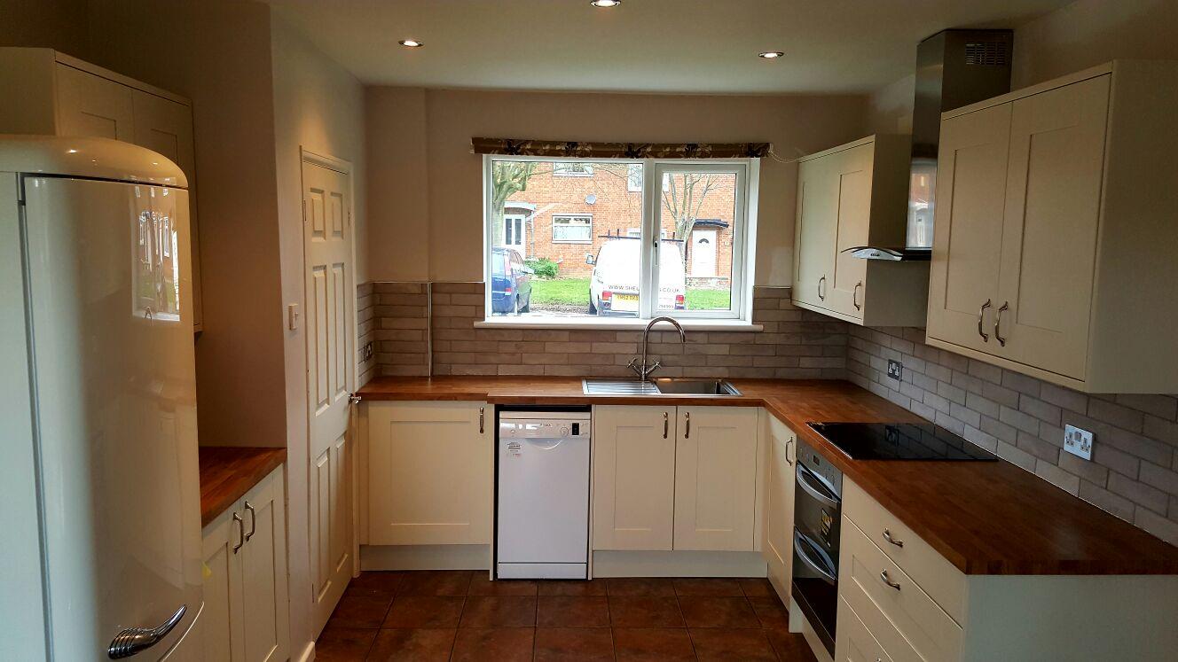 Kitchens Supplied & Installed