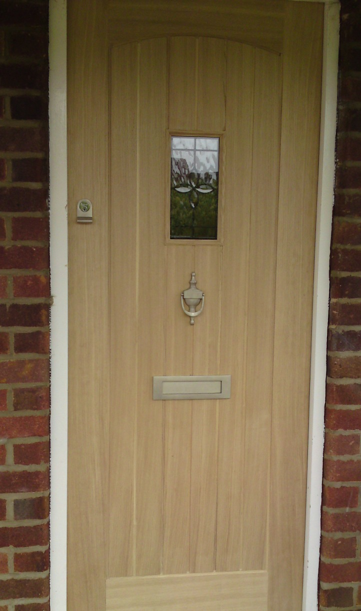 Front Doors, External Carpentry