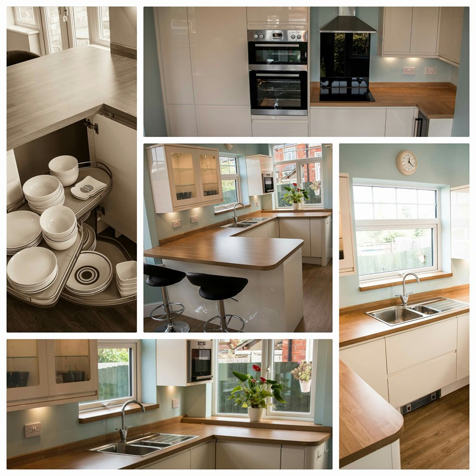 Kitchens Northampton Shelswells 2018