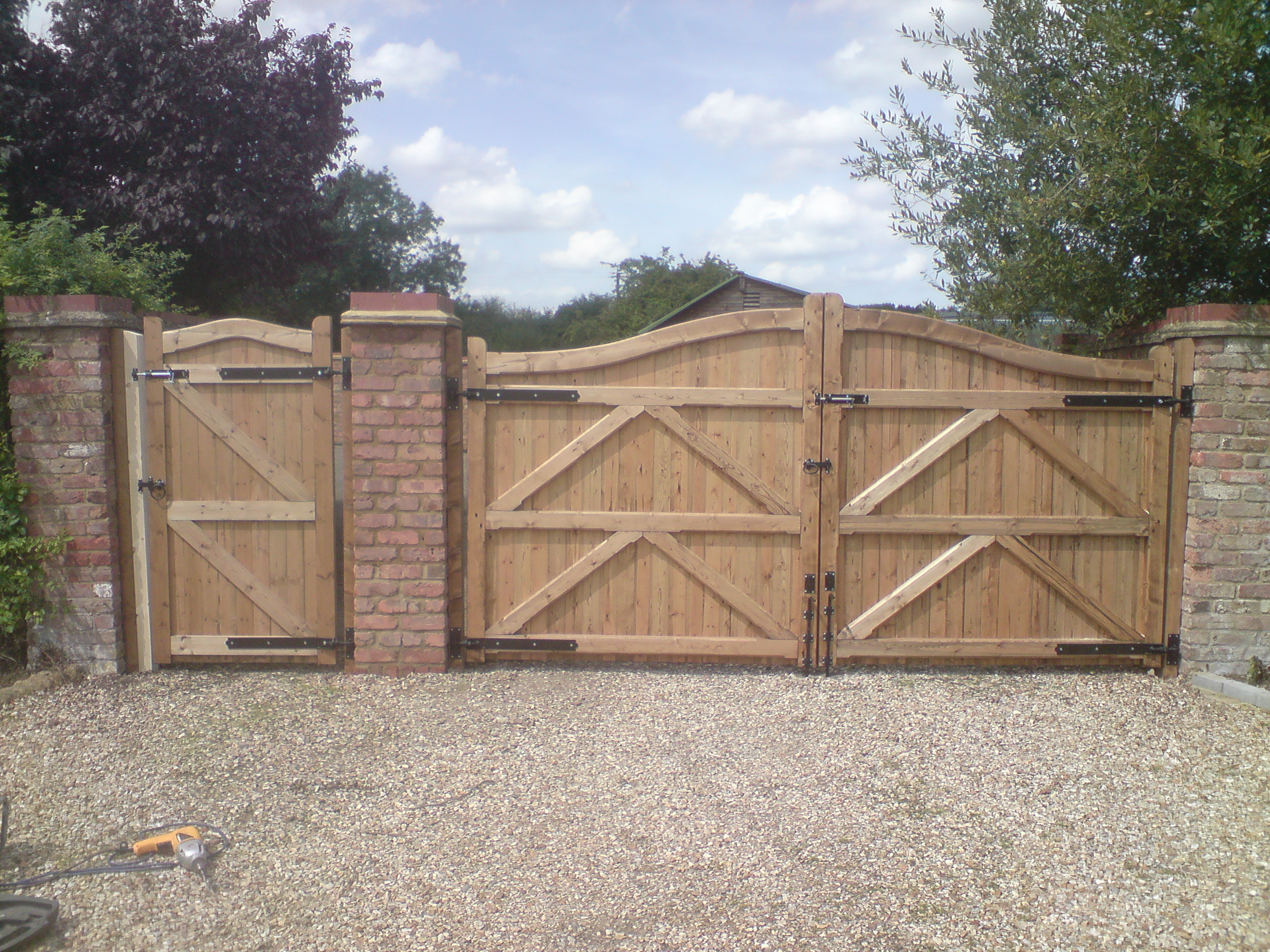 Shelswells Gates Carpentry