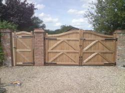 Shelswells Gates Carpentry