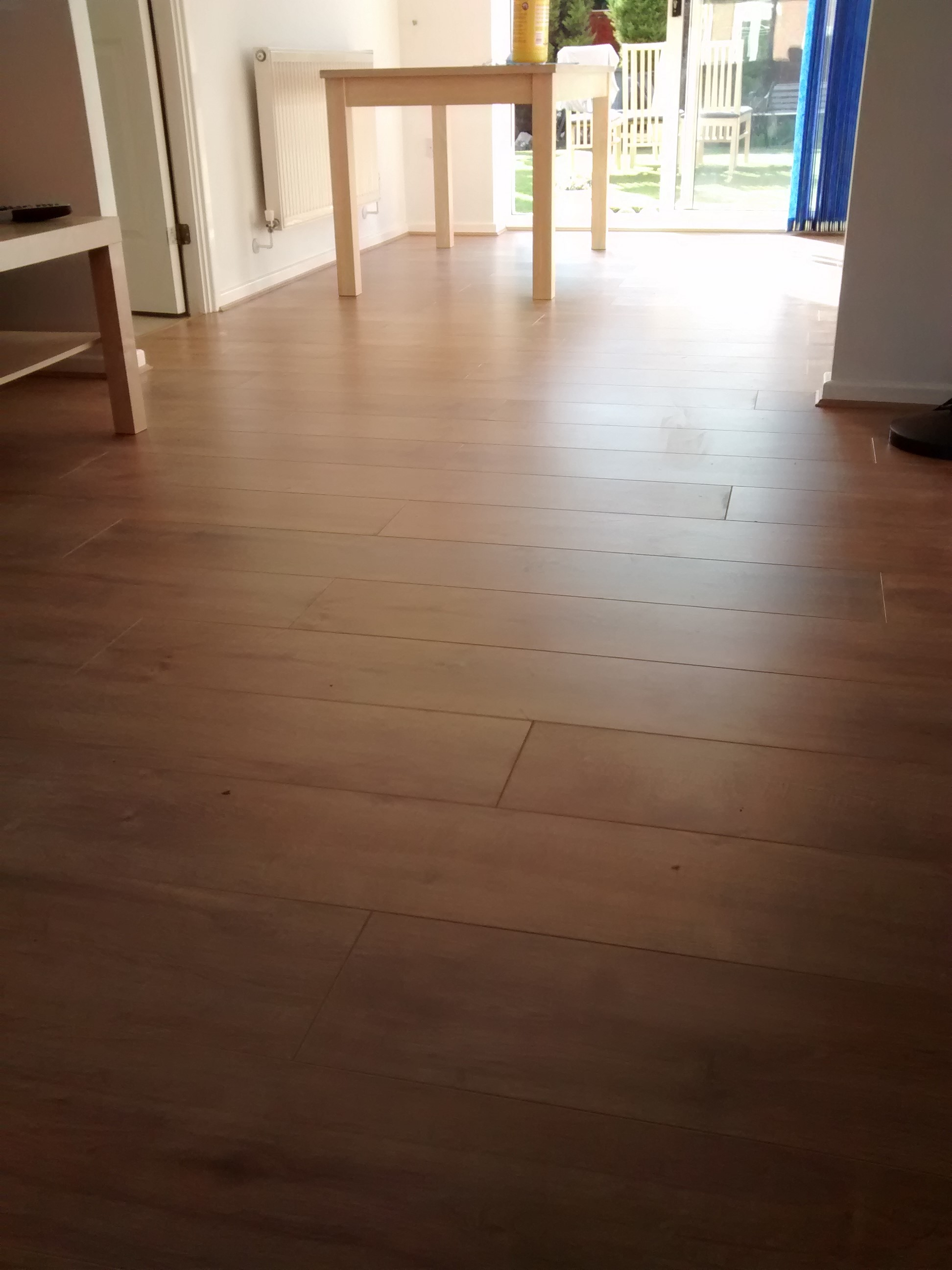 Real Oak Flooring