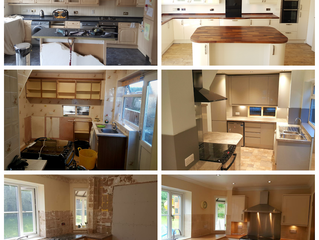 Kitchens Northampton: Before & After