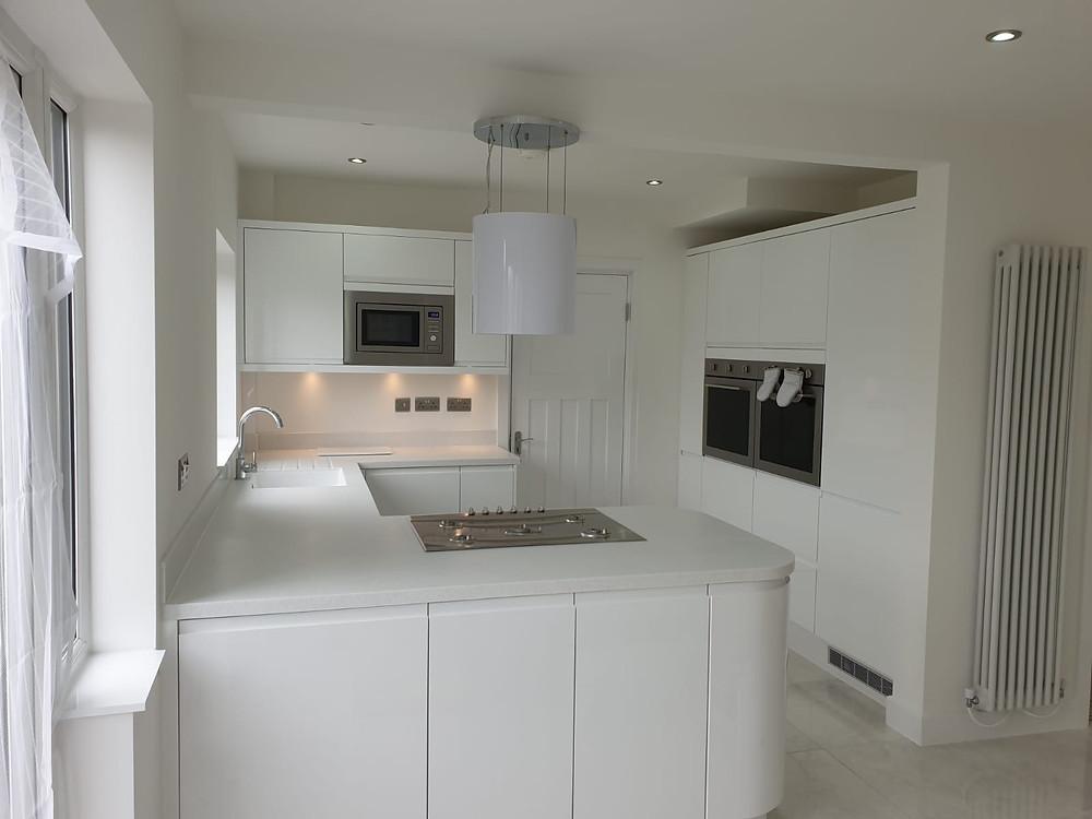 Shelswells Kitchens Northampton After
