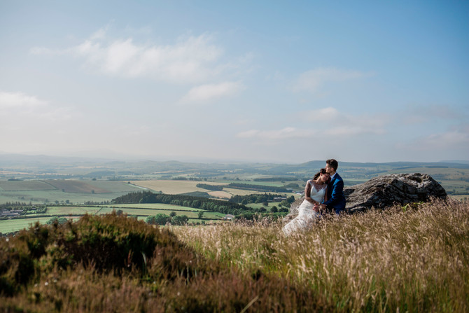 Lindsey & Cameron - Northumberland - North East Wedding Photography