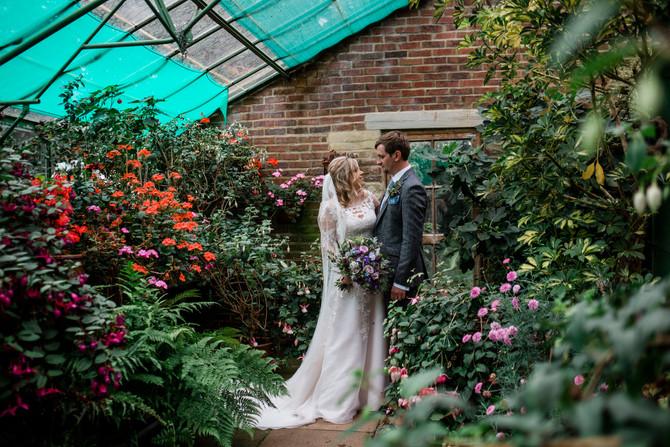 Annie & Luke - Stanton Hall and Gardens - North East Wedding photography