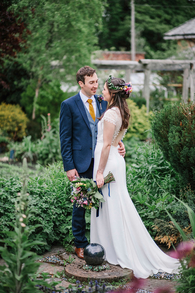 Ben & Rebecca - Hexham Winter Gardens - North East Wedding Photography