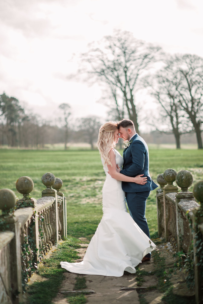 Laura & Liam - Matfen Hall - North East wedding photography