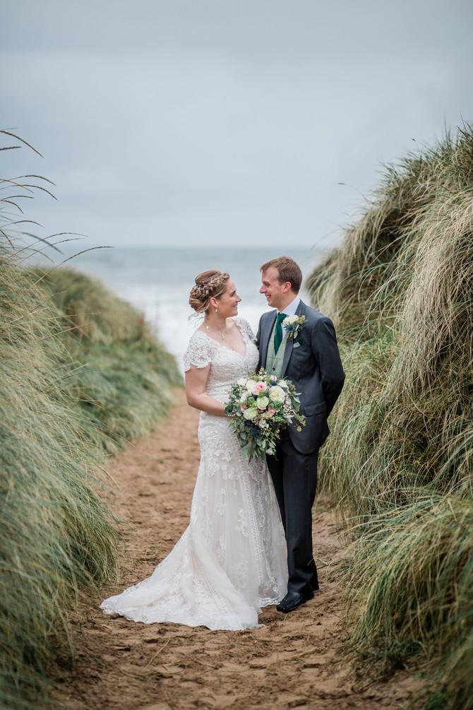 Ailsa & Steven - Newton Hall - North East wedding Photography