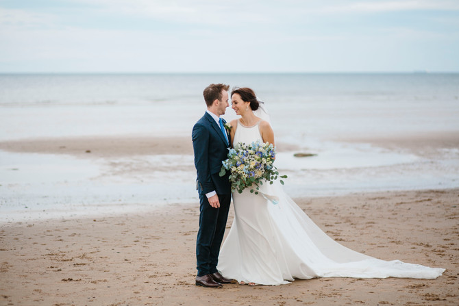 Carys & Daniel - Saltburn by the Sea - North East wedding photography