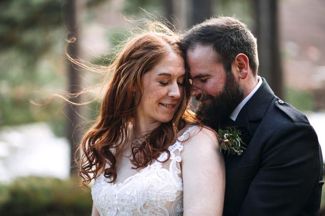 Rebecca & Kieran - Mar Lodge - North East wedding photography