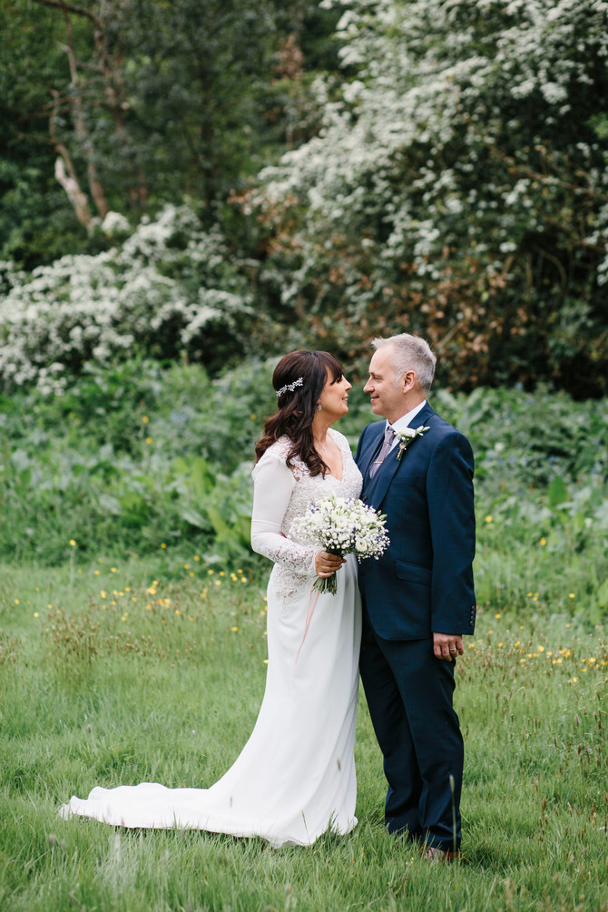 Helen & Geoff - Blagdon Parlour - North East wedding Photography
