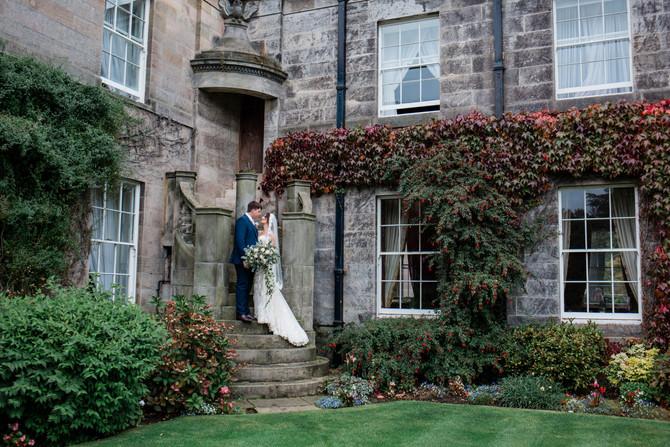 Orla & Jay - Doxford Hall - North East Wedding Photography