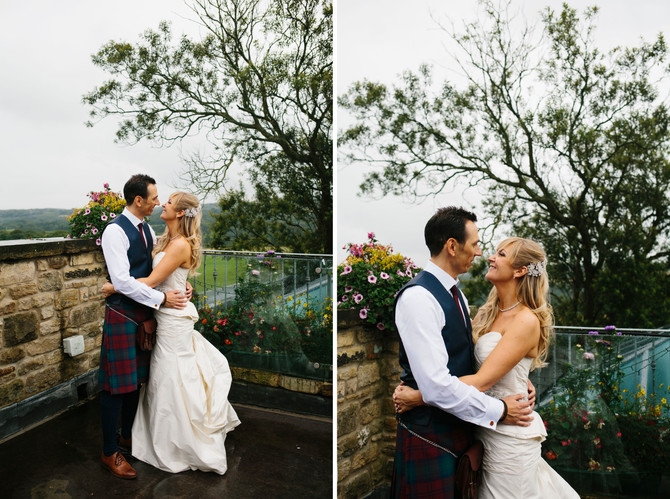 Louise and Phil - Blackhorse Beamish - North East Wedding Photographer