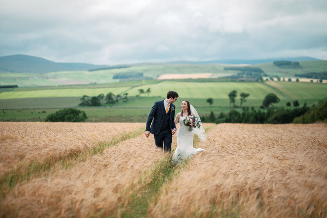 Naomi & Pete - Thistleton Farm - North East Wedding Photography