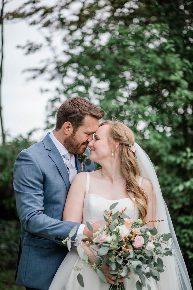 Katy & Jono - Newton Hall - North East Wedding Photography