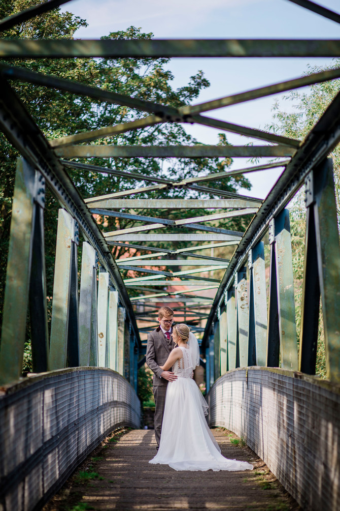 Sarah & Ross - Whitby Wedding - North East Wedding Photography