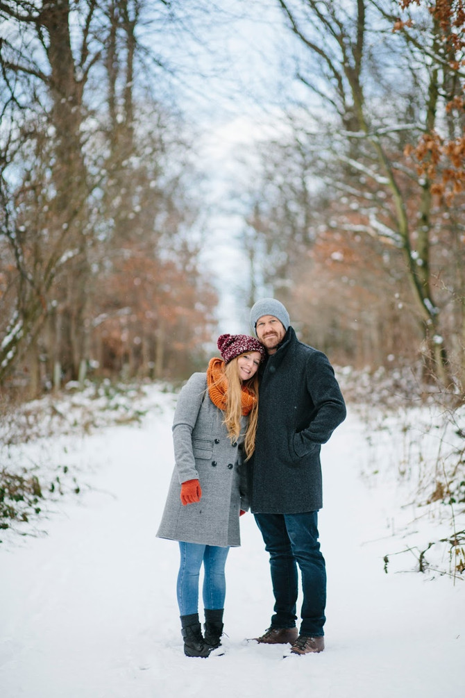 Katy & Jono - Pre wedding Shoot - North East Wedding Photography