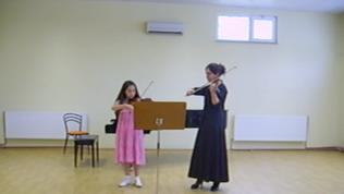 First Duo Concert - Uludag University